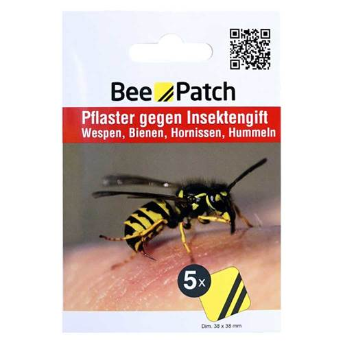Bee-Patch Bienen- und Wespenpflaster - 2