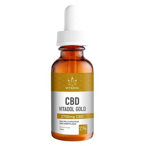 Vitadol Gold 27% Cbd Mundöl - 2