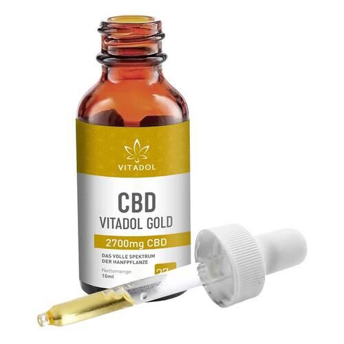 Vitadol Gold 27% Cbd Mundöl - 3