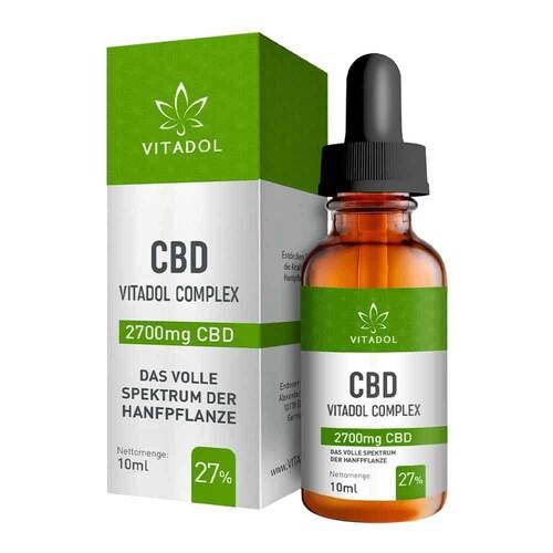 Vitadol Complex 27% Cbd Mundöl - 1