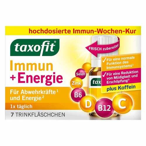 Taxofit Immun & Energie Trinkampullen - 1