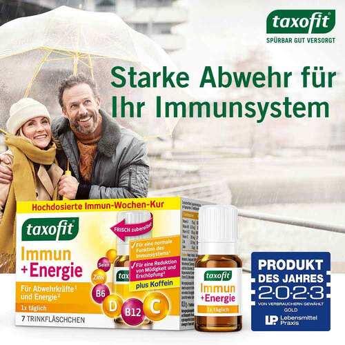 Taxofit Immun & Energie Trinkampullen - 2