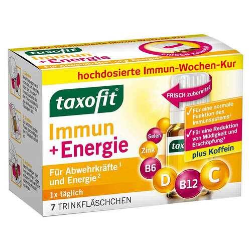 Taxofit Immun & Energie Trinkampullen - 3