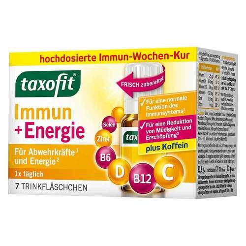 Taxofit Immun & Energie Trinkampullen - 4
