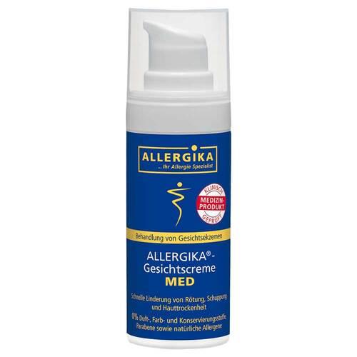 Allergika Gesichtscreme Med - 1