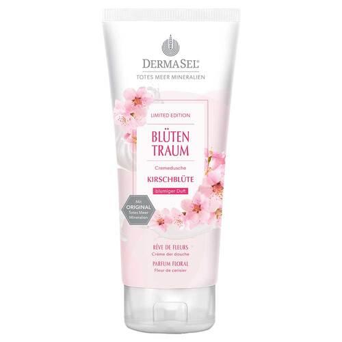 Dermasel Cremedusche Blütentraum Kirschblüte - 1