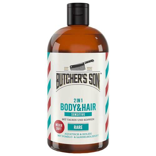 Butcher`s Son 2in1 Body & Hair rare sensitive - 1