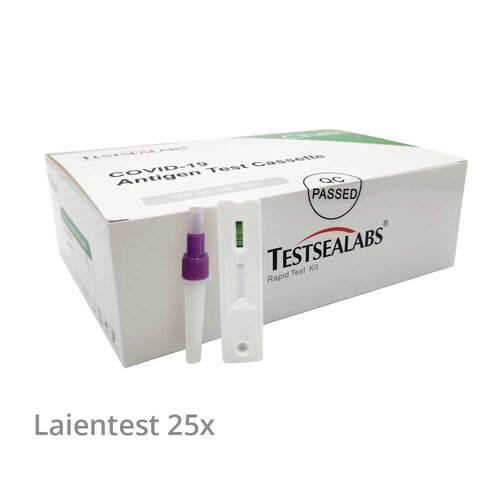 TESTSEALABS Covid-19 Corona Antigen Nasentest Selbsttest - 1