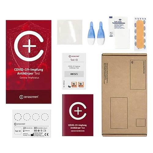 Cerascreen Covid-19-Impfung Antikörper Test - 2