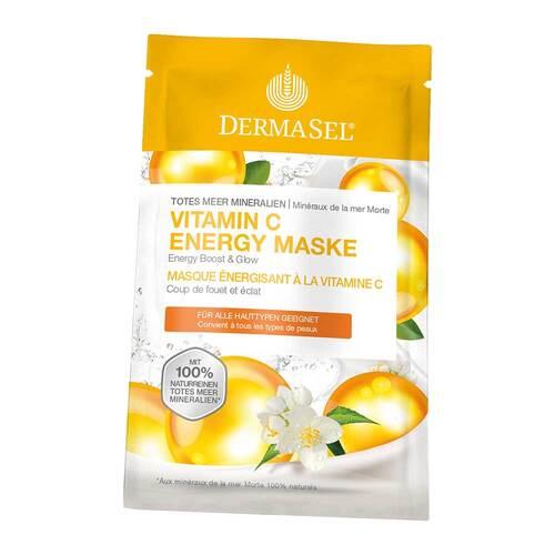 Dermasel Totes Meer Vitamin C Energy Maske - 1