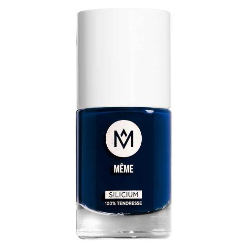 Meme Nagellack mit Silicium marineblau 09 - 1