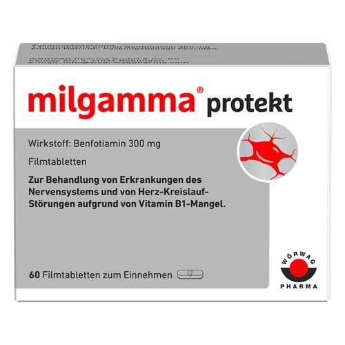 Milgamma protekt Filmtabletten - 1
