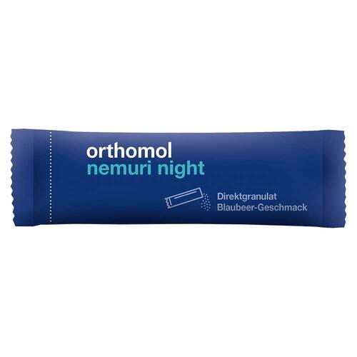 Orthomol nemuri night Direktgranulat - 3