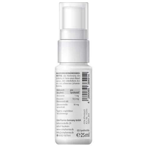 Melatonin 1 mg Spray - 4