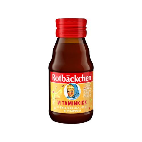 Rabenhorst Rotbäckchen Kraftpaket Vitaminkick SHOT - 1