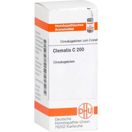 Clematis C 200 Globuli - 1