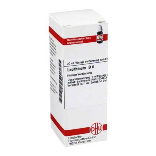 Lecithinum D 4 Dilution - 1