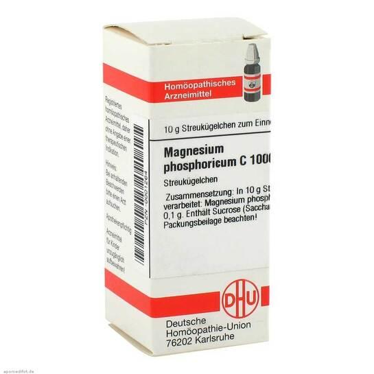Magnesium phosphoricum C 1000 Globuli - 1