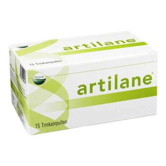 Artilane Trinkampullen - 1