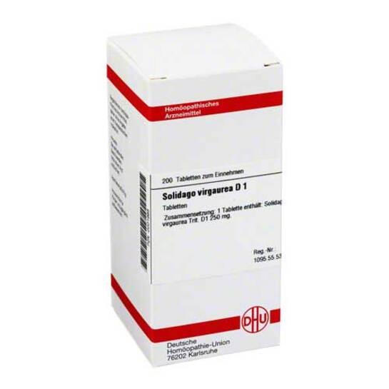 Solidago virgaurea D 1 Tabletten - 1