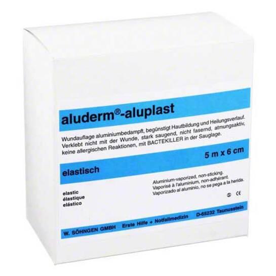 Aluderm Aluplast Wundverband Pf - 1