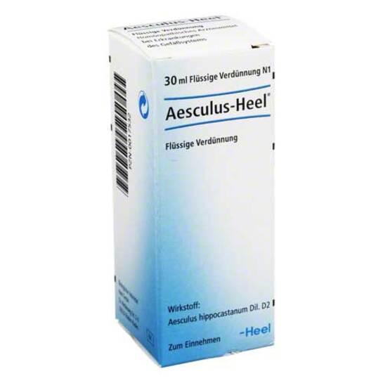 Aesculus Heel Tropfen - 1