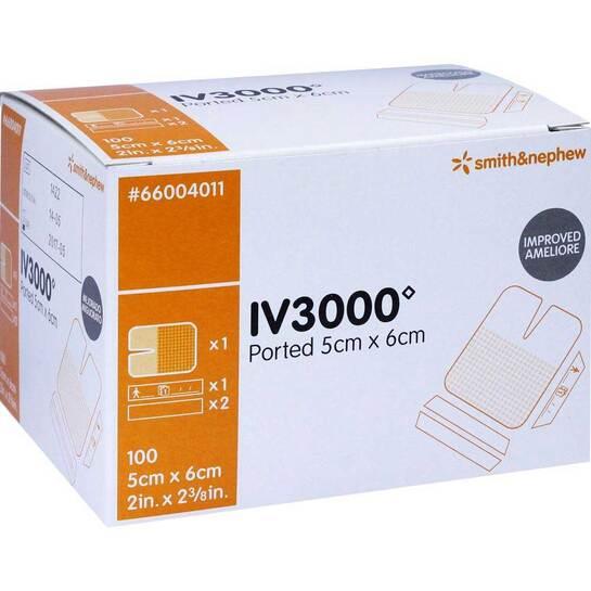 Opsite IV3000 5x6cm 1-Hand Verband - 1