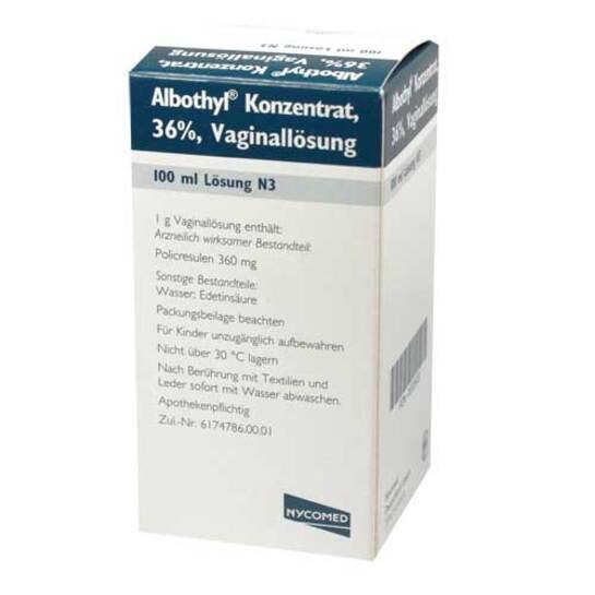 Albothyl Konzentrat - 1