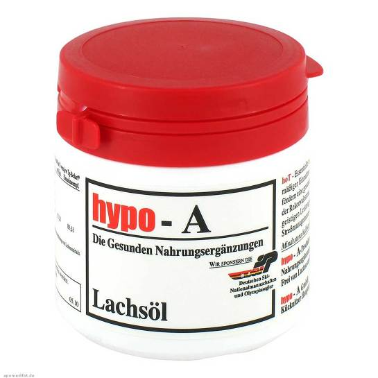 Hypo A Lachsöl Kapseln - 1