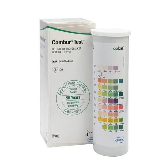 Combur 9 Test Teststreifen - 1