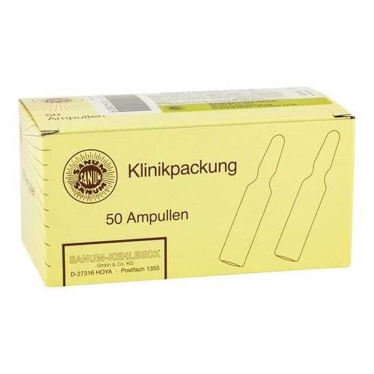 Fortakehl D 6 Ampullen - 1