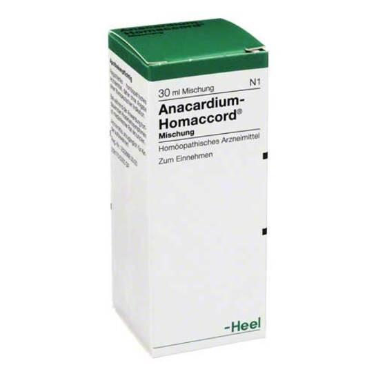 Anacardium Homaccord Tropfen - 1