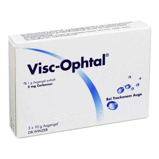 Visc Ophtal Augengel - 1