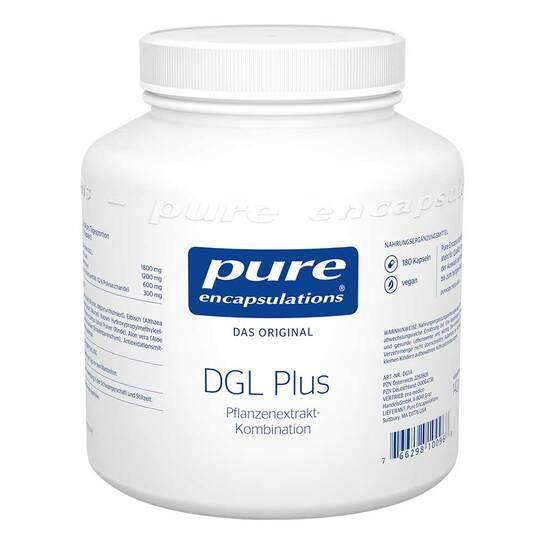 Pure Encapsulations DGL Plus Kapseln - 1