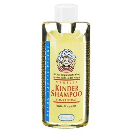 Vanilla Kindershampoo Florac - 1