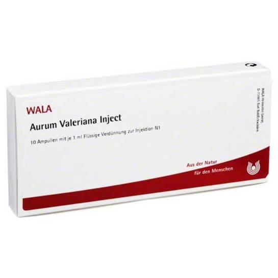Aurum Valeriana Inject Ampullen - 1