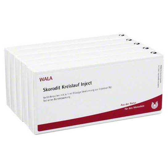 Skorodit Kreislauf Inject Ampullen - 1
