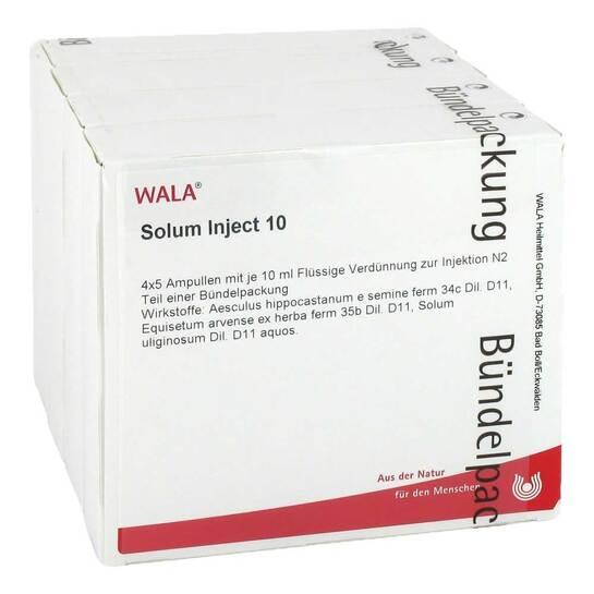 Solum Inject 10 Ampullen - 1