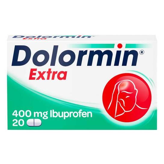 Dolormin extra Filmtabletten - 1