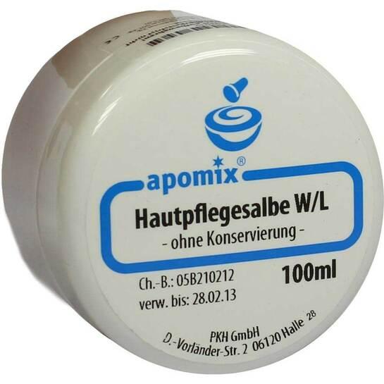 Hautpflegesalbe W / L ohne Konse - 1