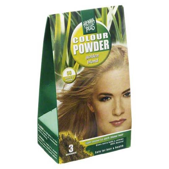 Hennaplus Colour Powder Gold - 1