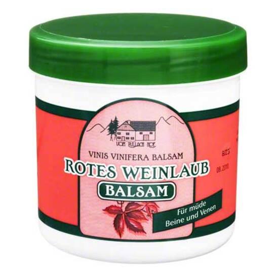 Rotes Weinlaub Balsam Herbamedicus - 1