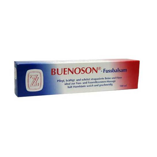 Buenoson Fußbalsam - 1