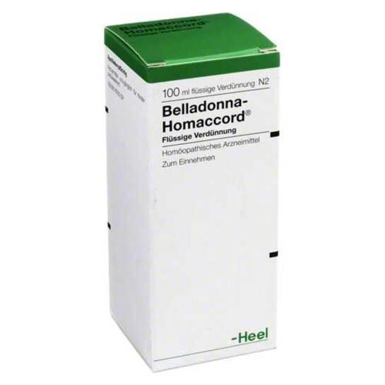 Belladonna Homaccord Tropfen - 1