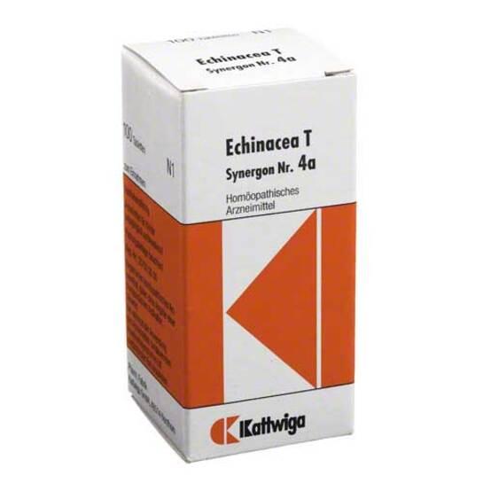 Synergon 4 a Echinacea T Tabletten - 1