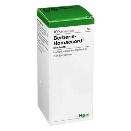 Berberis Homaccord Liquidum - 1