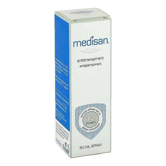Medisan Plus Antitranspirant Deo Spray - 1