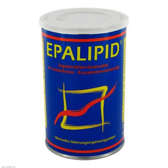 Epalipid Sojalecithin Granul - 1