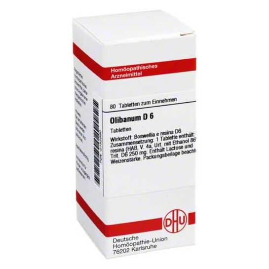 Olibanum D 6 Tabletten - 1