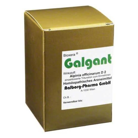 Galgant Kapseln - 1